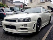 GTR34の写真