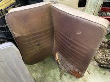 レイトバス 助手席シートの写真