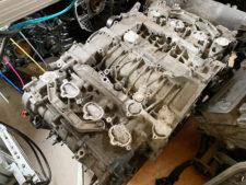 ポルシェ997|エンジンの写真