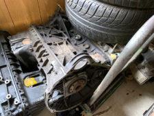 W201 190E2,3/16V|エンジンの写真