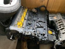 W201 190E2,5/16V|エンジンの写真