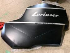 w220 S550用|ロリンザースーパーチャージャーキットとセットの写真