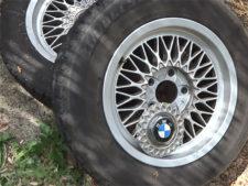 BMW用ホイルの写真