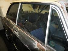 BMW2002tii|右ドア部の写真