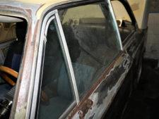 BMW2002tii|左ドア部の写真