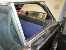 BMW2002tii|左クォーター部の写真