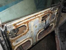 BMW2002tii|ドアパネル内側の写真