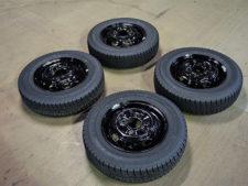 バンデン・プラ|タイヤ付きホイールの写真
