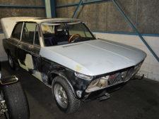 BMW2002tii|車両サイドの写真
