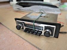 ナローポルシェ用|AM/FMラジオの写真