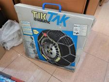 TIK TAKタイヤチェーンの写真