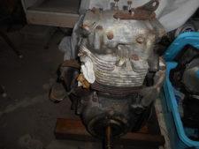 カワサキW1SAエンジン2|別アングルの写真