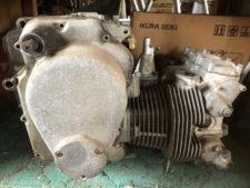 ホンダCB500Tエンジンの写真