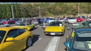 クラシックポルシェパーティ in 富士スピードウェイ
