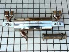 マフラー|TUBI STYLE FRRARI308用の写真