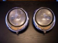 ビートルタイプ1用ヘッドライトの写真