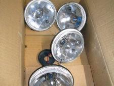 ライトSET 4個の写真
