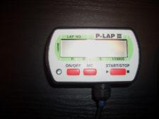 ラップタイム計測器(別アングル1)の写真