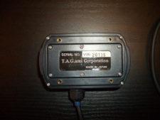 ラップタイム計測器(別アングル2)の写真