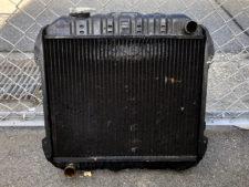 ハコスカGTR用ラジエターの写真