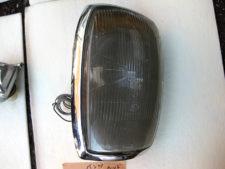 W114ベンツ左ヘッドライトの写真