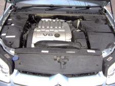 エンジンチェックランプ点灯の写真