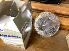 汎用ヘッドライト(新品)多数ありの写真