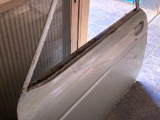 ホンダライフ|3Dr 左ドアパネルの写真