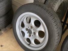 BMWミニ |15インチタイヤホイール4本の写真