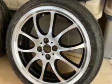 BMWミニ|18インチタイヤ2本の写真