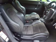 運転席の写真