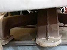 エキゾーストパイプ(メガホンマフラーの付属品)の写真
