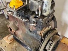 アバルト|A112エンジンの写真