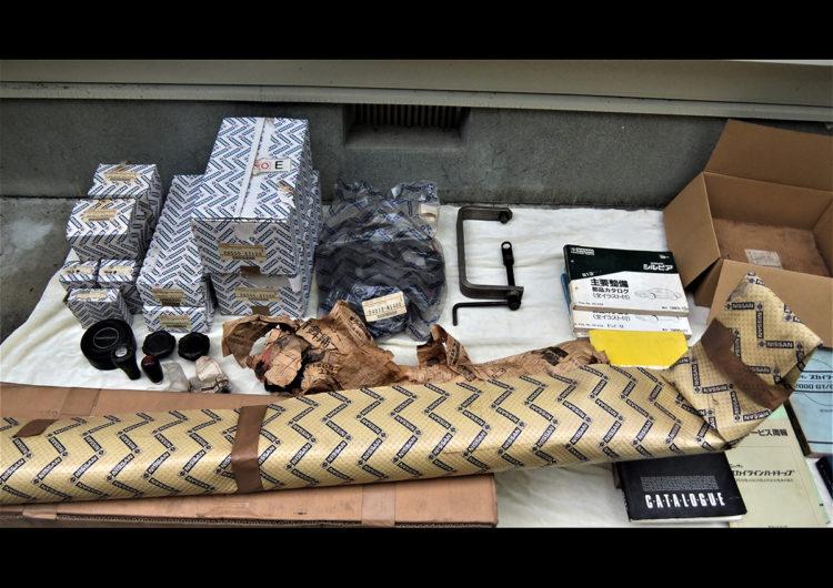 ハコスカGT,GTR L型E/G マツダRX-7 Snap-on 部品、整備書、パ-ツリスト、工具、ステッカー