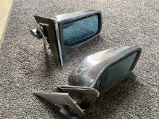 W126ドアミラー左右の写真