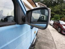 車体|ドアミラー鏡面の写真