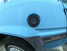 車体|給油口の写真