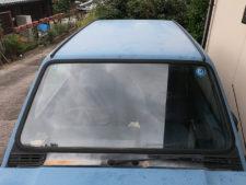 車体|フロントガラスの写真