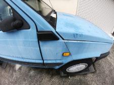 車体|Aピラー根本の写真