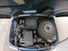 車体|エンジンルームの写真