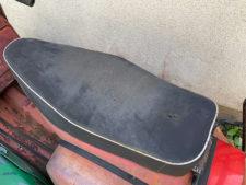 PX125|シートの写真