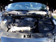 エンジンの調子は良好の写真