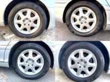 タイヤ・ホイールの写真