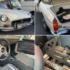 MGB レストアベース、部品取り車両