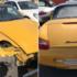ポルシェ986ボクスター2001年式2.7L 黄色部品取り車(書類アリ、左H、MT)