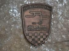 Japan Renn PORSCHEエンブレムの写真