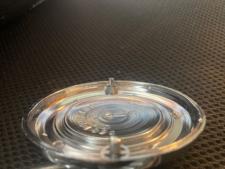 ③樹脂製 純正エンブレム 仕上げ済み品・写真4の写真